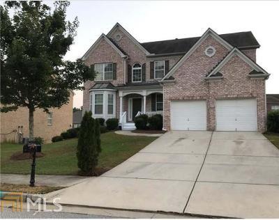 Morrow Single Family Home New: 2227 Harbin Terrace Dr