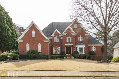 Marietta Single Family Home New: 633 Belmont Crest