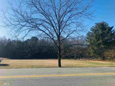 Loganville Residential Lots & Land New: 4111 Rosebud Rd