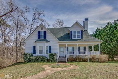Social Circle Single Family Home New: 85 Secret Gardens