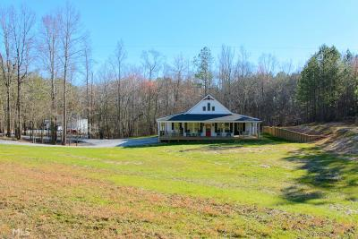 Haralson County Single Family Home Under Contract: 213 Wells Rd