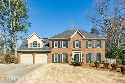 Marietta Single Family Home Under Contract: 3437 Weymouth Ct