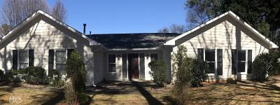 Roswell Single Family Home New: 9805 Woodfall Dr