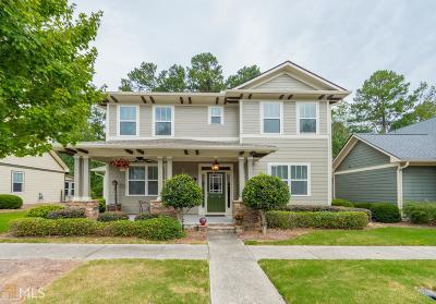 Grayson Single Family Home New: 48 Mission Oak Dr