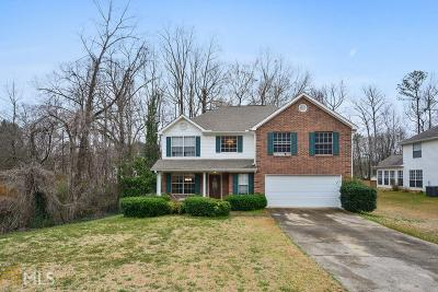 Stockbridge Single Family Home New: 21 Arbor Cove Dr