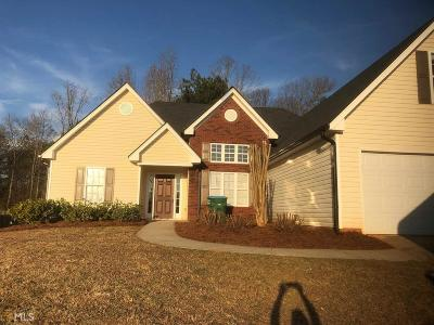 Snellville Single Family Home Under Contract: 3710 Scotland