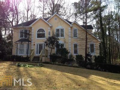 Jonesboro Single Family Home New: 2883 Jodeco Ter