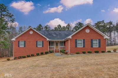 Conyers Single Family Home New: 665 James Ct