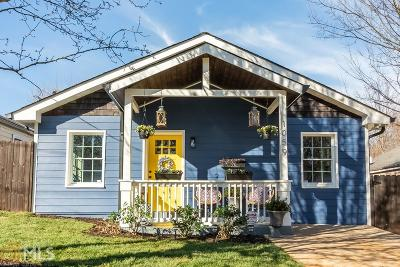 Peoplestown Single Family Home For Sale: 1059 Grant Way