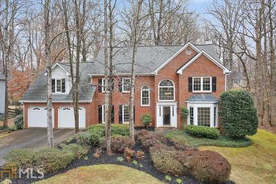 Alpharetta Single Family Home New: 12365 Brookhill Crossing Ln