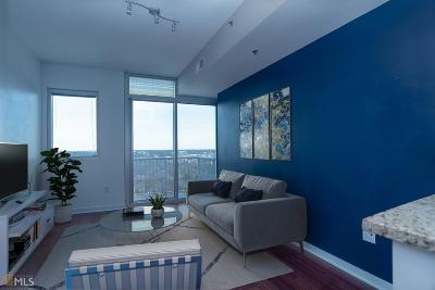 Viewpoint Condo/Townhouse Under Contract: 855 Peachtree St #1815