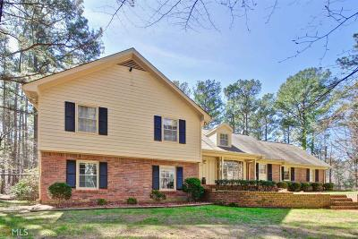 Fayetteville Single Family Home Under Contract: 150 Stearman Rd