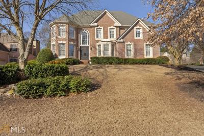 Alpharetta Single Family Home New: 5480 Buck Hollow Dr
