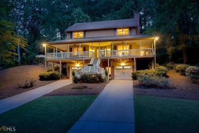 Alpharetta Single Family Home Under Contract: 935 Yukon Dr