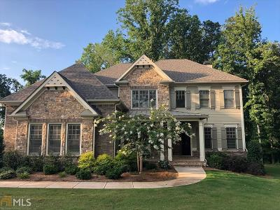 Milton Single Family Home New: 4540 Hawthorne Ct