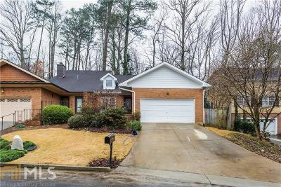 Brookhaven Single Family Home For Sale: 1191 Dorby Park Dr