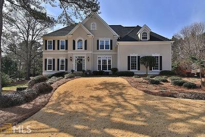 Alpharetta Single Family Home New: 250 Gaitskell Ln