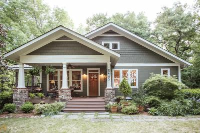 Athens Single Family Home New: 5465 Old Lexington Rd