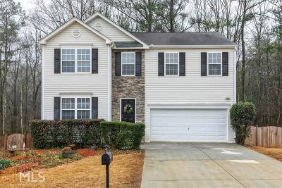 Acworth Single Family Home New: 6141 Buck Hollow Dr