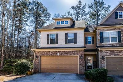 Austell Condo/Townhouse Under Contract: 4366 Kousa Rd