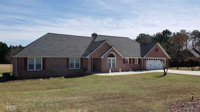 Griffin Single Family Home New: 1848 Carver Rd