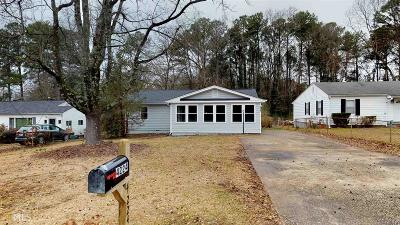 Decatur Single Family Home New: 4224 Hanes Dr