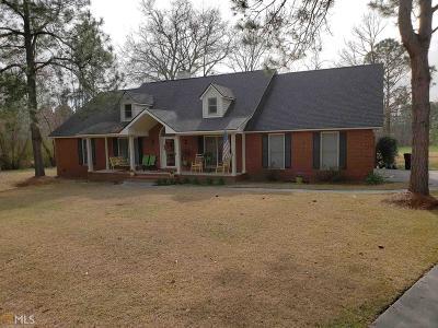 Statesboro Single Family Home New: 1105 Cherokee Ct