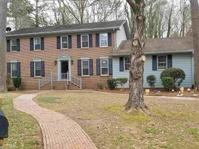 Conyers Single Family Home New: 609 Sugar Creek #668