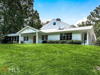 Canton Single Family Home Under Contract: 625 Butterworth Rd