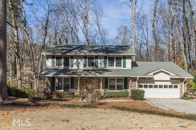 Tucker Single Family Home New: 2563 Landeau Cir