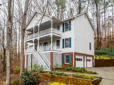 Marietta Single Family Home New: 5250 Pikes Peak Ct