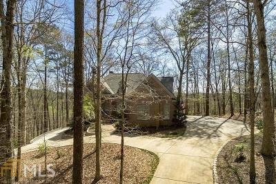 Dawson County, Forsyth County, Gwinnett County, Hall County, Lumpkin County Single Family Home New: 8915 Matt Hwy