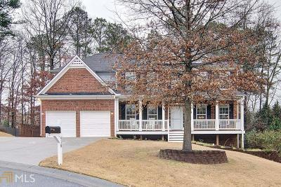 Woodstock Single Family Home New: 418 Edgebrooke Ln