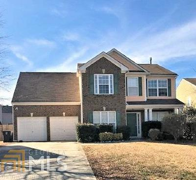Douglasville GA Single Family Home New: $174,900