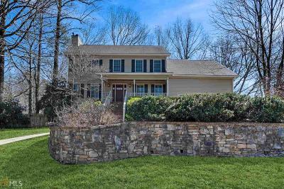 Sugar Hill Single Family Home New: 5055 Puritan Dr
