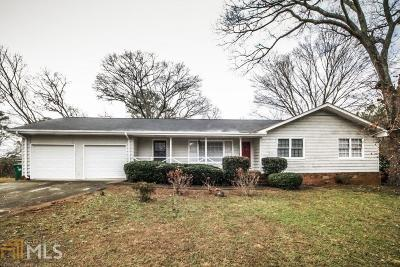 Decatur Single Family Home New: 4184 Mercer Rd #23