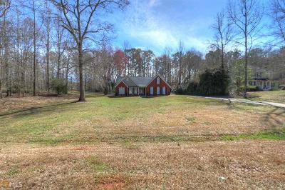 Covington Single Family Home Under Contract: 120 Alcovy Way