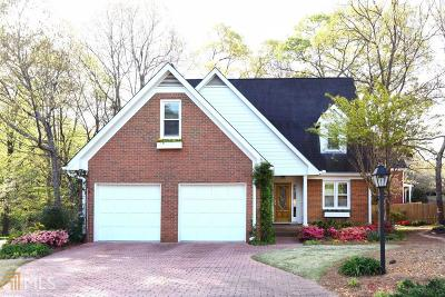 Marietta Single Family Home New: 3200 Palisades Ct