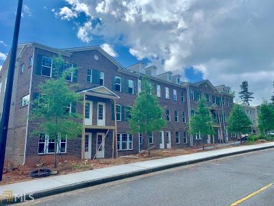 Alpharetta Condo/Townhouse New: 541 Headwind Way #7