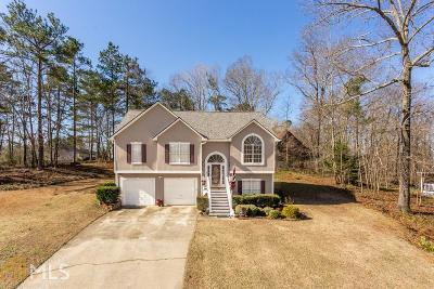 Villa Rica Single Family Home New: 312 Lost Lake Ct