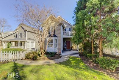 Atlanta Single Family Home Under Contract: 1757 Marvin