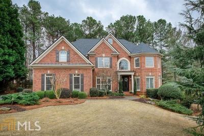 Alpharetta GA Single Family Home New: $835,000