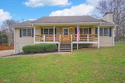 Woodstock Single Family Home Under Contract: 111 Village Ct