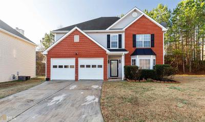 Lithonia Single Family Home Under Contract: 5689 Winchester Pl