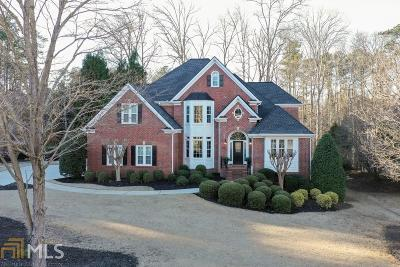 Alpharetta Single Family Home New: 120 Highland Oaks Ct