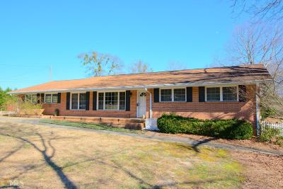Douglasville GA Single Family Home Under Contract: $229,900