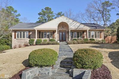Dunwoody Single Family Home Under Contract: 1734 Ball Mill #8