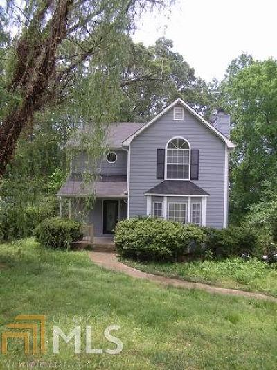 Marietta Single Family Home Under Contract: 2666 Windage Dr
