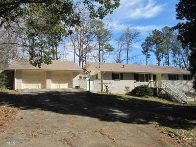Lilburn Single Family Home New: 318 Jennifer Ln