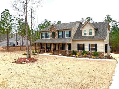 Haddock, Milledgeville, Sparta Single Family Home For Sale: 497 High Point Rd